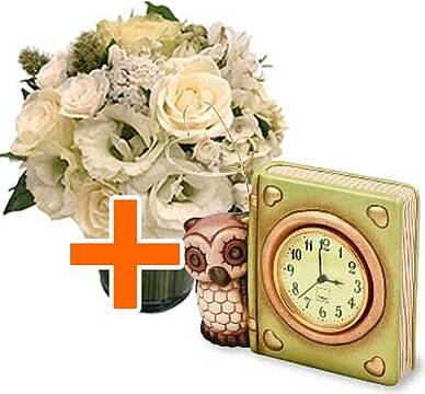 Thun orologi fiori a domicilio for Sveglia thun elegance