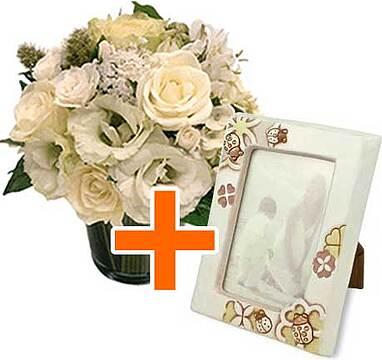 Thun portafoto fiori a domicilio - Porta foto thun ...